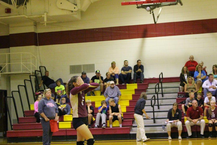 Volleyball+loses+heartbreaker