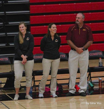Longtime coach finds new sport