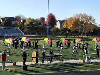 PCM Marching Band receives division 1 rating at State