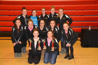 Last competition of year brings triple crown