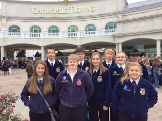 FFA heads to Louisville: Home of National Convention