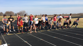 Boys' track looks to build off last year