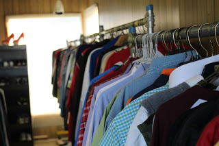 Community members give back with PCM Clothing Closet