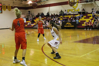 Girls stumble in non-conference matchup