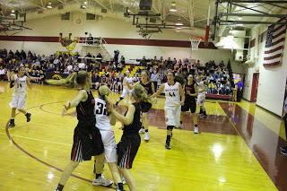 Close game forces Mustangs' loss