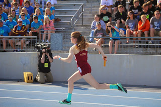 Five top-ten performances, State champion leave Drake
