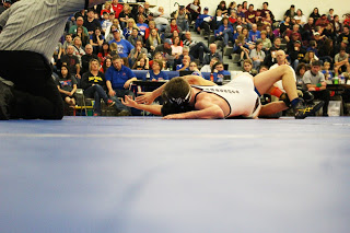 Mustangs move seven on to districts
