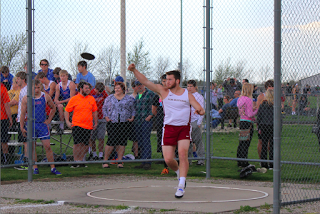 Clark sets record; sights on State track