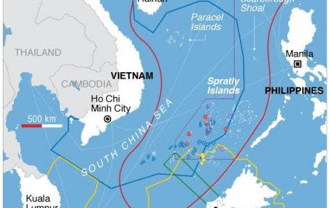 South China Sea dispute could affect local farmers