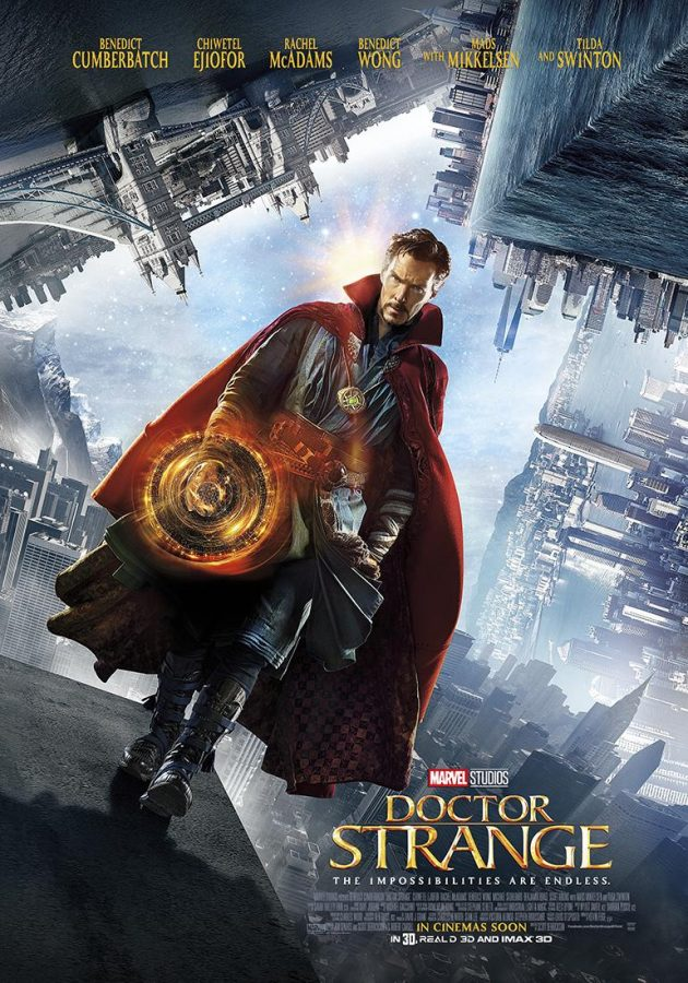 "Different dimensions await you in ""Doctor Strange"""