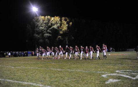 Mustangs' season ends; seniors last stride