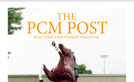 The PCM Post (Volume 1 - Issue 1)