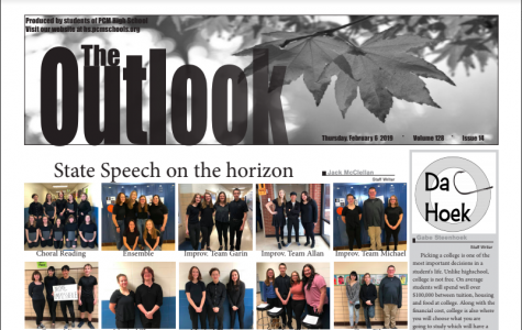 The Outlook - Feb. 6, 2020 - Issue 14