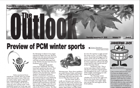 The Outlook - Nov. 21, 2019 - Issue 8