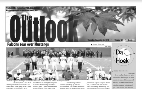 The Outlook - Nov. 14, 2019 - Issue 7