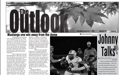 The Outlook - Nov. 7, 2019 - Issue 6