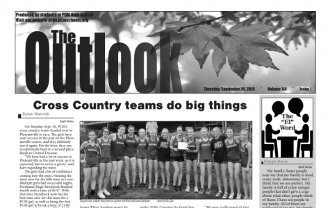 The Outlook - Sept. 26, 2019 - Issue 1