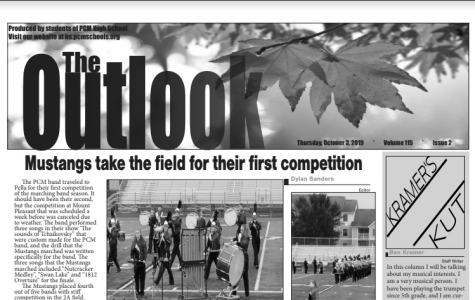The Outlook - Oct. 3, 2019 - Issue 2