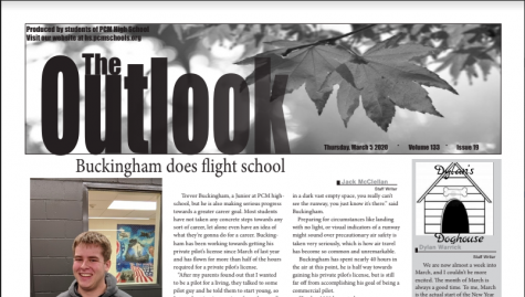 The Outlook - March 5, 2020 - Issue 19