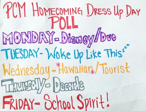 What was your favorite HOCO dress up day?