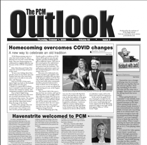 The Outlook - Oct. 1, 2020