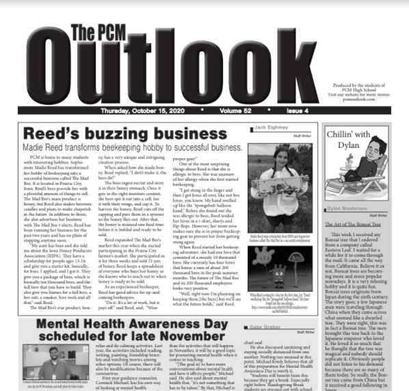 The Outlook - Oct. 15, 2020