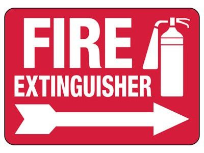 Fire extinguishers: a crucial part of school safety