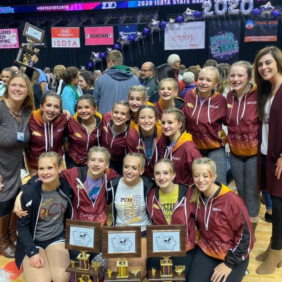 PCM dance team returns to state championships