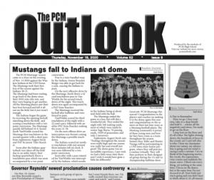 The Outlook - Nov. 19, 2020