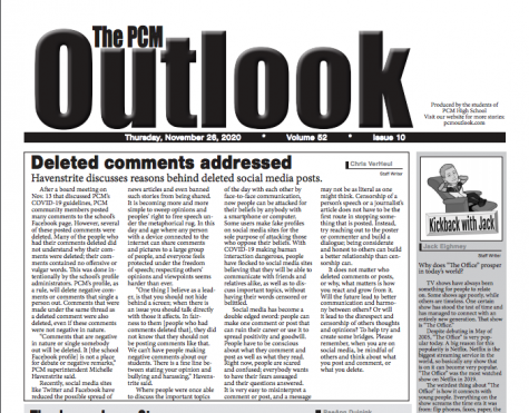 The Outlook - Nov. 26, 2020