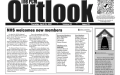 The Outlook - April 22, 2021