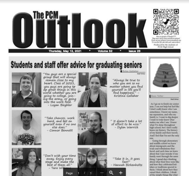 The Outlook - May 13, 2021